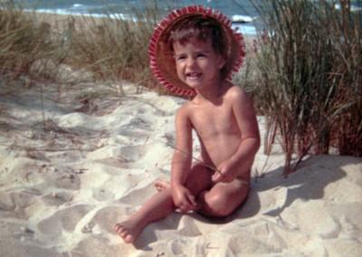 1973 at the North Sea