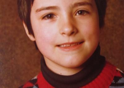 1978 1st grade portrait