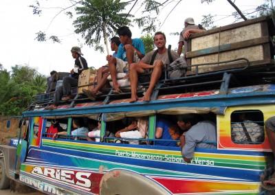 2008 traveling in palawan